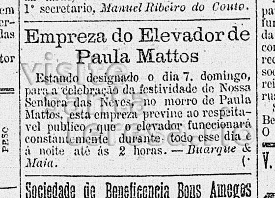 Elevador Paula Mattos